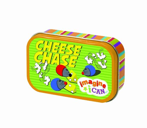 Manhattan Toy Imagine I Can Cheese Chase