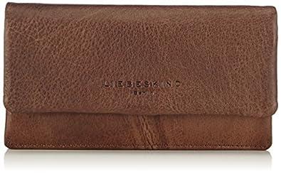 Liebeskind Berlin Slam Wallet,Cherry Wood,One Size