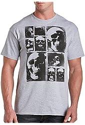 Some Skulls Big & Tall Short Sleeve Graphic T-Shirt
