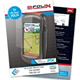 AtFoliX FX-Clear Display Protector Films for Garmin Oregon 450 Set of 3 Clear