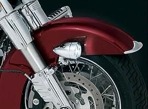 Harley Davidson Set of Fork Mounted Driving Lights by Kuryakyn. 5008