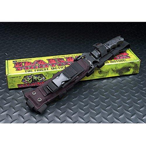 Dark Ops Doh131 Nylon Knife For E&E Black - Sheath Only!