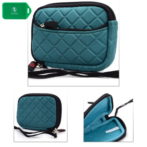 Protective Pouch  small accesory pocket- Emerald
