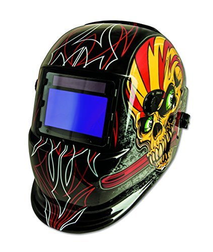 41283 Solar Powered Oscuro Auto Casco De Soldadura