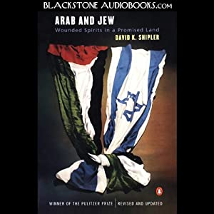 Arab and Jew Audiobook