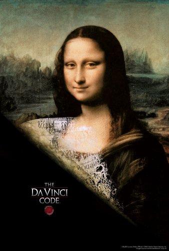 The Da Vinci Code Poster R 27x40 Tom Hanks Ian McKellen Alfred Molina