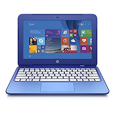HP Stream 11 Signature Edition Laptop with Office 365 Personal for One Year (Horizon Blue)