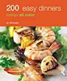 200 Easy Dinners