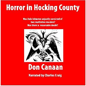 Horror in Hocking County Audiobook