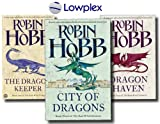Robin Hobb Robin Hobb Trilogy 3 Books Set Pack The Rain Wild Chronicles Collection (The Rain Wild Chronicles Collection)