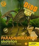 Geoworld 23211305 - Parasaurolophus Ausgrabungsset circa 31 cm von Geoworld