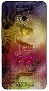 Timpax protective Armor Hard Bumper Back Case Cover. Multicolor printed on 3 Dimensional case with latest & finest graphic design art. Compatible with Asus ZenFone Design No : TDZ-27238