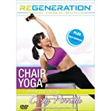 Carly Porrellos Regeneration: Chair Yoga