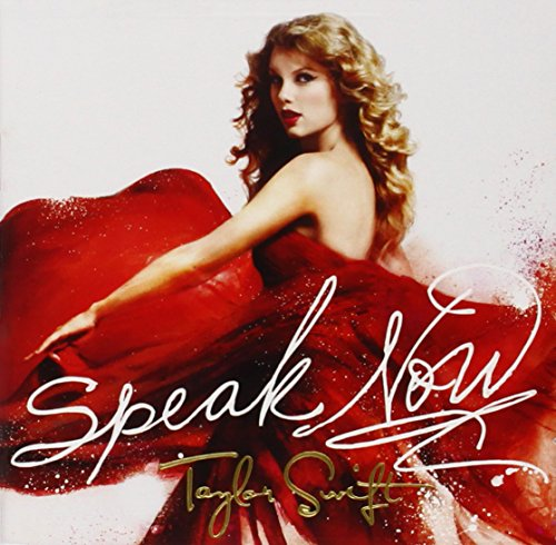 CD : Taylor Swift - Speak Now (Deluxe Edition, 2 Disc)