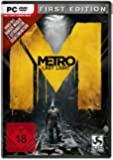 Metro: Last Light - First Edition - 100% uncut - [PC]