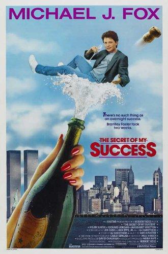 The Secret of My Success Poster Movie 27 x 40 In - 69cm x 102cm Michael J. Fox Helen Slater Richard Jordan Margaret Whitton Fred Gwynne
