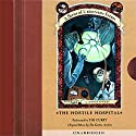 The Hostile Hospital: A Series of Unfortunate Events #8 Audiobook by Lemony Snicket Narrated by Tim Curry