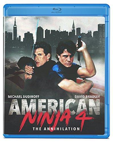 American Ninja 4: The Annihilation [Blu-ray]