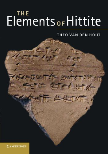 The Elements of Hittite (English and Hittite Edition)