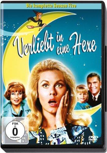 Verliebt in eine Hexe - Die komplette Season Five [4 DVDs]