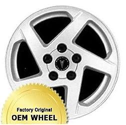 PONTIAC BONNEVILLE 16X7 5 SPOKE Factory Oem Wheel Rim- SILVER – Remanufactured