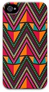 Clique Fashion Case Shell for the iPhone 5 & 5s (Ethnic) - Fabulously Stylish Accessories for woman