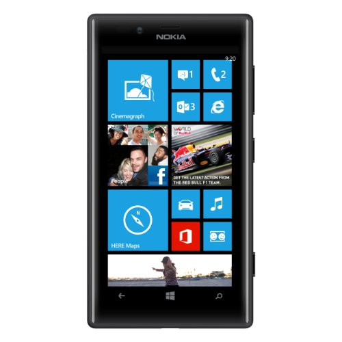 Nokia Lumia 720 Sim Free Windows Smartphone - Black Black Friday & Cyber Monday 2014