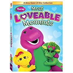 Barney: Most Loveable Moments 2-DVD Set