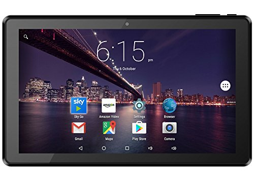 101-inch-Tablet-PC-Sky-Go-Compatible-Android-Lollipop-51-HDMI-GPS-WiFi-Bluetooth-40-16GB-Internal-Storage-HD-1024-x-600-Supports-OTA-Software-Updates-Prime-Video-iPlayer-Netflix-Google-Chromecast-Comp