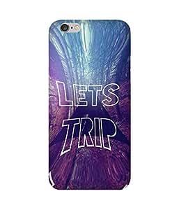 Let's Trip Apple iPhone 6S Case