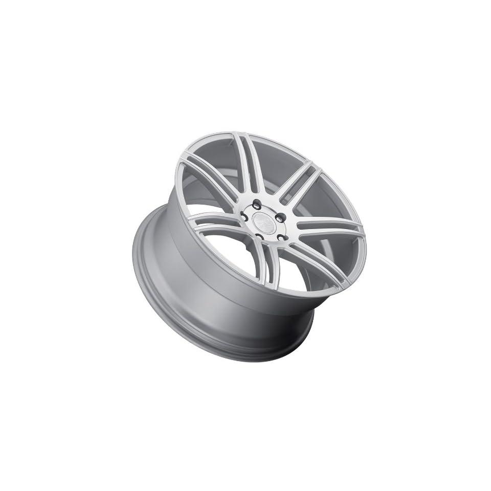 Concept One 1018 CSM 7 Matte Silver Machined Wheel (20x9.0/5x114.3mm)