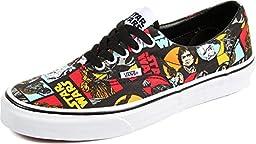 Vans Unisex ERA Casual Shoes 42010221 Star Wars (VN-0W3CDJL) (USM 8.5 / USW 10 / UK 7.5 / Eur 41 / 26.5 cm;)