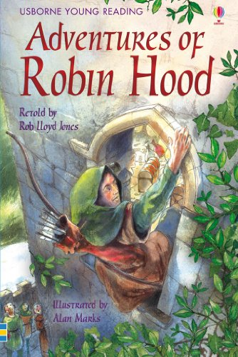 Adventures of Robin Hood (Young Reading Series Two)