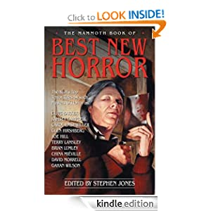 The Mammoth Book of Best New Horror 17 - Stephen Jones