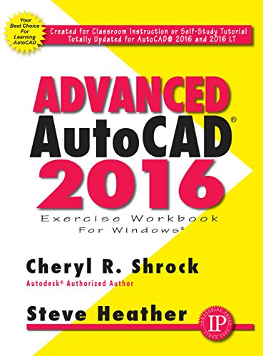 Advanced AutoCAD 2016 Exercise Workbook Picture