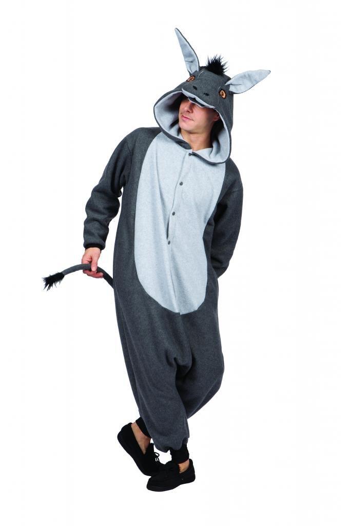 Adult Donkey Costume Kigurimi