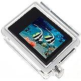 Mercurymall® Neuf LCD écran pour le sport caméra Gopro hero3 avec une coque de protection pour LCD ecran gopro hero 3 (LCD Ecran pour gopro 3)