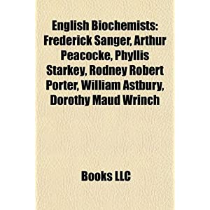 English Biochemists | RM.