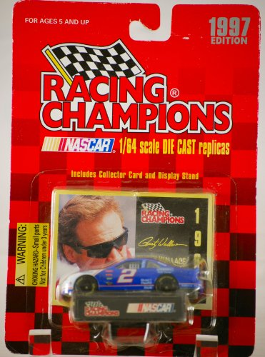 Racing Champions 1997 Edition Rusty Wallace 1/64 Scale Die Cast - 1