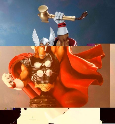 Beta Ray Bill Mini Bust by Bowen Designs (Beta Ray Bill Action Figure compare prices)