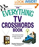Everything Tv Crossword Book