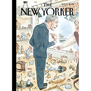 The New Yorker (Nov. 13, 2006) | [John Cassidy, Shauna Lyon, Kate Julian, Janet Malcolm, Ian Frazier, Helen Simpson, Rebecca Mead, David Denby]
