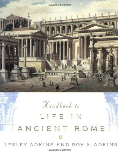 在古罗马的生活手册