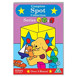 Complete Spot - Series 1 [Import anglais]