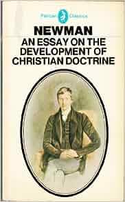 newman essay development christian doctrine