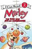 Marley: The Dog Who Ate My Homework (I Can Read Book 2)