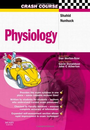 Crash Course: Physiology, 1e