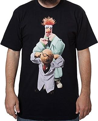 Men's Muppets Bunsen and Beaker t-shirt