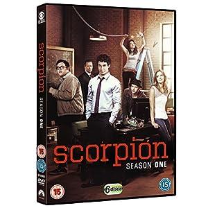 Scorpion: Season 1 [Import anglais]