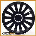 17 Zoll Radkappen Radzierblenden Radblenden Skoda Stahlfelgen #2431152 schwarz Winter Sommer von Tunershop auf Reifen Onlineshop